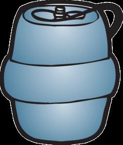 Fassbier für Schankanlage